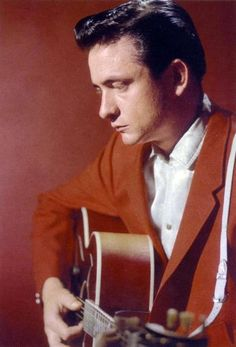 Johnny Cash - such a legend!