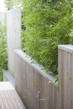 Sculptural Clouds Peter Fudge - Gardening For You Pond Design, Fence Design, Landscape Design, Garden Design, Outdoor Areas, Outdoor Rooms, Outdoor Living, Fence Landscaping, Modern Landscaping