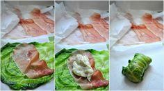 Cook is Good: FEUILLES DE LAITUE FARCIES (foglie di lattuga farcite)