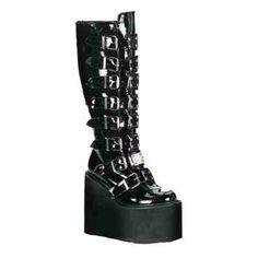 Demonia Boots
