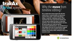 trakAx MovieExpress Mobile Design, Multimedia, Kids Playing, Software, Boys Playing, Children Play