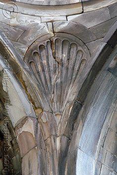 pendentive, architecture, byzantine, carving, church, georgian church, low-relief, monastery, orthodox, orthodox christian, oshki, oshki monastery, religion, stone, öşk, öşkvank