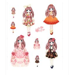 Check out this item in my Etsy shop https://www.etsy.com/listing/478763230/girl-in-dress-fabric-doll-paper-doll