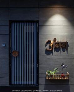 Modern Entrance Door, Main Entrance Door Design, Wooden Main Door Design, Entrance Decor, House Entrance, Pooja Room Door Design, Door Design Interior, Foyer Design, Home Room Design