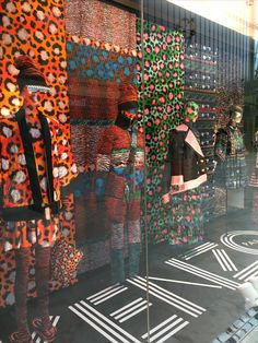 """H&M, Sylvia Park Shopping Centre, Auckland, New Zealand, """" When H&M meets Kenzo"""", uploaded by Ton van der Veer"""
