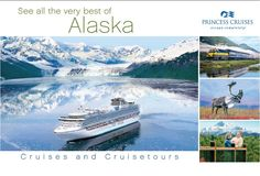 We have AMAZING LOW PRICES on the ALASKA CRUISE by PRINCESS CRUISES We have special travel deals specifically for Wizhunt Customers.   How Low are the Prices?  Don't Wait, Just WizIT!!!!  Simple Steps:  1. Use the WizIT Button 2. Call the Number That Appears On the Screen Under the Picture 3. See How Much You Save 4. Save on Alaska Cruise by Princess Cruises
