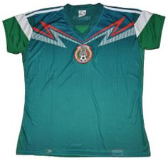 2eb87fbace512 58 Best Mexico Soccer Jerseys images in 2013 | Football shirts ...