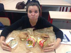 Pauline : je rêve de me réincarner en hamburger #Y5jeu2014