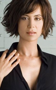 hair style thin hair quot wow beautiful quot catherine bell 3883