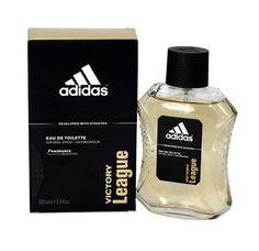 Adidas Victory League Cologne by Adidas 3.4oz Eau De Toilette spray for Men