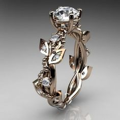 For anyone getting married and wants a different or vintagey ring, this is the site for it!