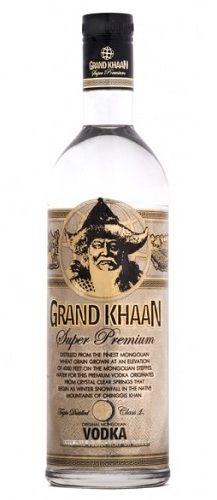 Grand Khaan Super Premium Vodka