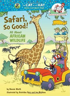 Bestseller Books Online Safari, So Good All About African Wildlife (Cat in the Hat's Learning Library) Bonnie Worth $8.99  - http://www.ebooknetworking.net/books_detail-0375866817.html