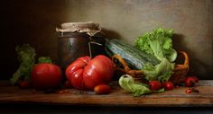 """Photo from album """"Сезон on Yandex. Still Life Pictures, Object Drawing, Still Life Art, Still Life Photography, Professional Photographer, Traditional Art, Fruit, Food, Composition"""