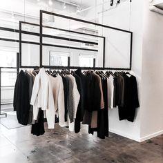 you name it бутик одежды, дизайн магазина, интерьер бутика. Boutique Interior, K Store, Leotard Fashion, Dress Fashion, Retail Design, Store Design, Wardrobe Rack, Interior Design, Inspiration