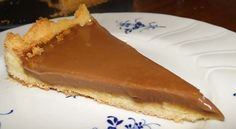 Tarte aux Carambars Flan, Mousse, Biscuits, Food To Make, Cheesecake, Menu, Pudding, Diet, Cooking