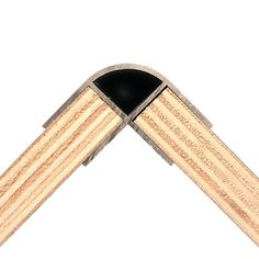 Aluminium corner profile for 15mm plywood - Morland 220cm length - Furniture building parts - Furniture | Kiravans
