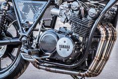 11 650 Ideas Cafe Racer Yamaha Motorcycle
