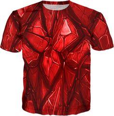 Ultimate Killer Red Kryptonite Nightmare Custom Hero Killer Street Style Graphic Tee by willy Badu.