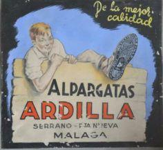 ALPARGATAS ARDILLA, Málaga