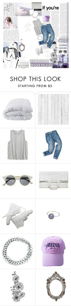 """i am too good to you"" by stellular ❤ liked on Polyvore featuring Soft-Tex, NLXL, H&M, Retrò, Maison Margiela and ASOS"