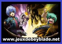 jeux de Beyblade Sagiitario vs Aries