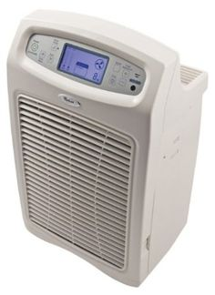 307 sq ft Room. Whirlpool® APR25530L Whispure 190-CADR Electronic Air Purifier with True HEPA Filter. Seems to be same as Walmart one but $255.00 plus free shipping.