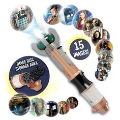 Doctor Who Sonic Screwdriver Projector Pen « Game Searches