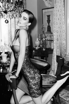 Samantha Gradoville for Blush Lingerie's Fall 2013 Ads by Max Abadian