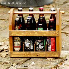 12 Pack Carrier Twelve Pack Beer Carrier Groomsman Gift
