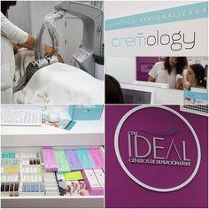 La cosmética personalizada #cremology según el tipo de piel y tus necesidades disponible en @centrosideal #yosoyideal #belleza #beauty #skincare #care #friendsfluencers #influencers #bloggers #spain #picoftheday