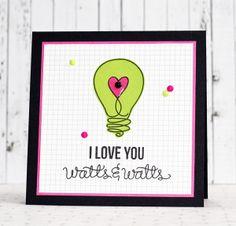 I Love You Watts & Watts