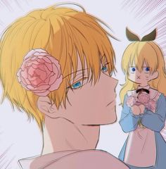Suddenly became a princess one day - Athy sshh. Manga Anime, Manhwa Manga, Anime Princess, My Princess, Neko, Manga Story, Romantic Manga, Anime Family, Manga Cute
