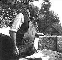 image of Jung at Bollingen, from http://jung.sneznik.cz/bollingen.htm Carl Gustav Jung, the famous Swiss psychologist, spent his entire li...