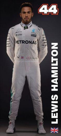 Mercedes AMG Petronas Motorsport - Lewis Hamilton