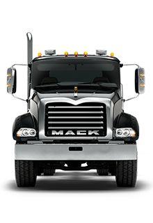 Front of Mack Granite Truck Diesel Cars, Diesel Engine, Diesel Vehicles, Hot Black Women, Garbage Truck, Mack Trucks, Heavy Truck, Cars And Motorcycles, Granite