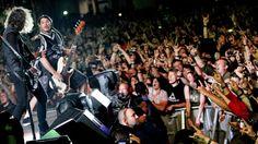 Fans bei Metallica  #rar #rockamring