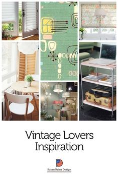 Inspiration for a vintage lovers family or living room. #familyroom #livingroom #livingroomdecor