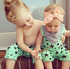 Bro + Sis | Rock Your Baby