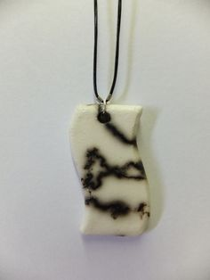 Claire Molloy Ceramics Wavy #Horsehair Embellished #Pendant Horsehair, Claire, Pottery, Pendant Necklace, Ceramics, Jewellery, Drop Earrings, Fashion, Ceramica