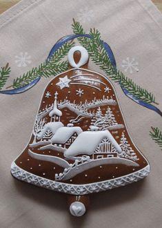 Christmas Sugar Cookies, Christmas Sweets, Christmas Cooking, Christmas Goodies, Holiday Cookies, Fancy Cookies, Iced Cookies, Cute Cookies, Cupcake Cookies