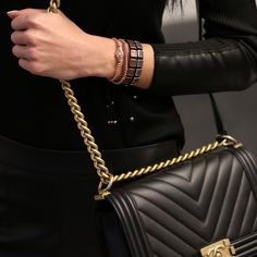 Women's Jewelry, Chanel Boy Bag, Jewelry Collection, Shoulder Bag, Boys, Fashion, Baby Boys, Moda, Fashion Styles