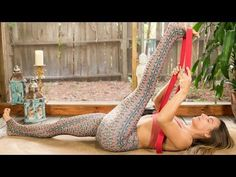 Hamstring Yoga Flow for Flexibility - 30 Minute Video - The Journey Junkie