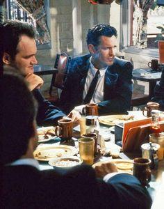 Reservoir Dogs, 1992.