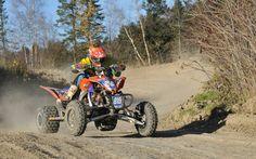 """Pro Racer Profile: Jean-Philippe """"Ti-Bill"""" Leblanc - ATV Trail Rider"""