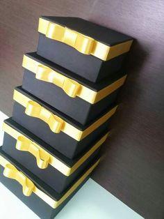 Kit caixas
