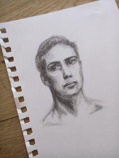 Portrait // Sketch
