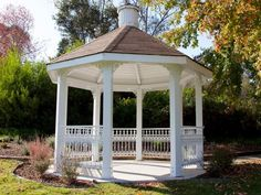Discover great new ideas and options for your outdoor gazebo with help from the experts at HGTV Remodels.