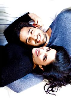 Sidharth Malhotra and Parineeti Chopra - I swear they get cuter every time I see them!