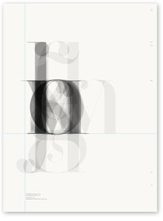Archetype is a series of typographic posters with limited edition to 100 copies designed by Tres Tipos Gráficos in collaboration with Manuel Sesma